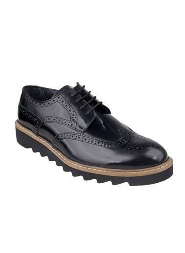 Wolfland - Hakiki Deri Casual Ayakkabı